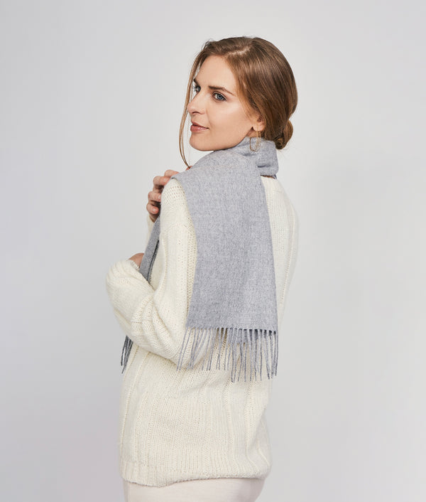BRUSHED SCARF 401