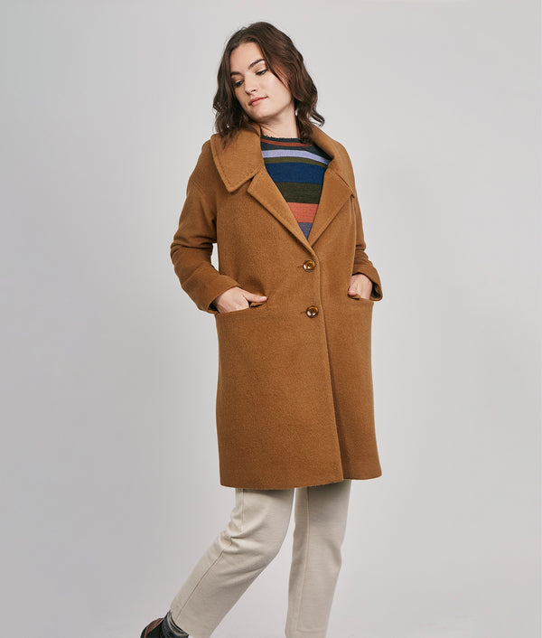 Oversized Casablanca Coat 205