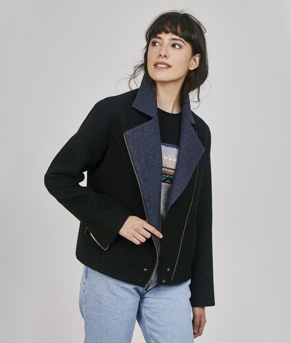 Zipped Front Jacket C002