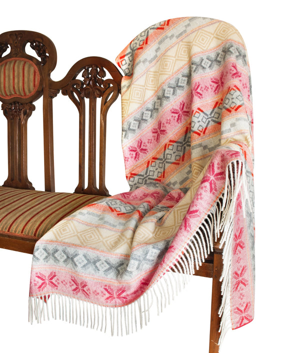 Geo Ethnic Throw