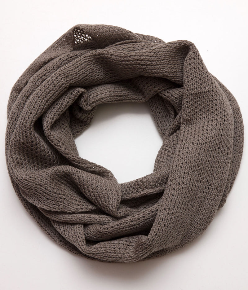 Infinity Scarf Taupe