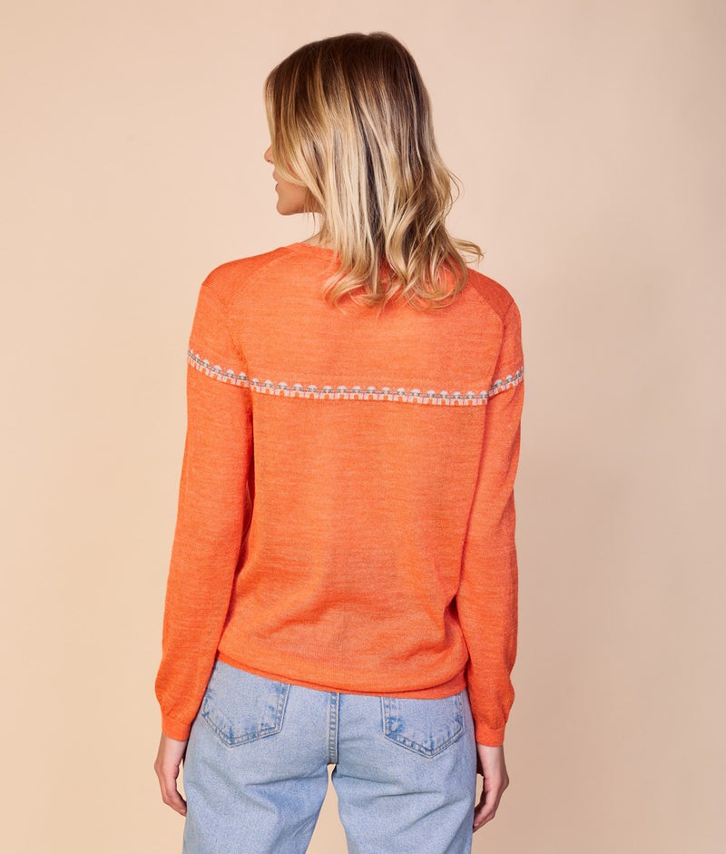 Tejedores Pullover C004
