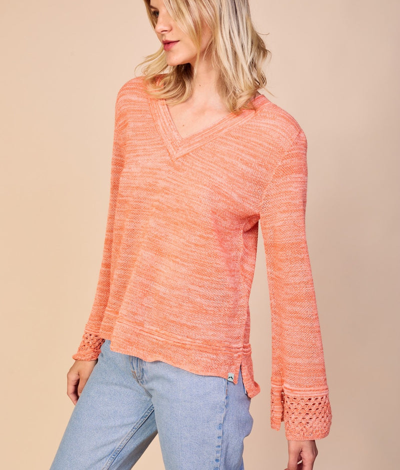 Going Basic V Neck Pullover C006