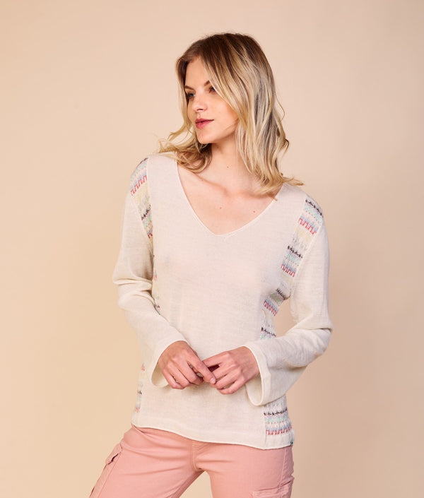 The Village Pullover C004