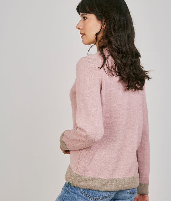 Jersey Nine To Five Pullover C001
