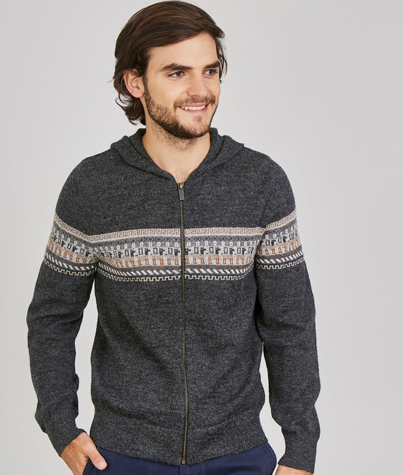 The Walk Hoodie Cardigan C001