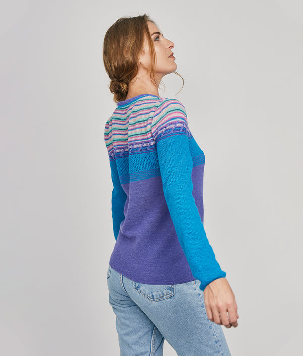 The passage pullover C001