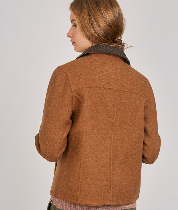 Zipped Front Jacket C003