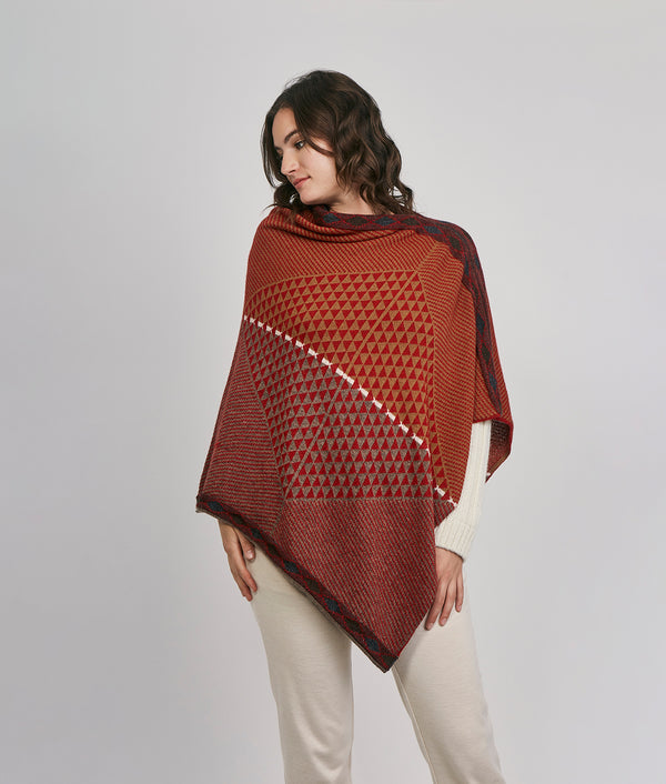 Trien diamonds poncho C004
