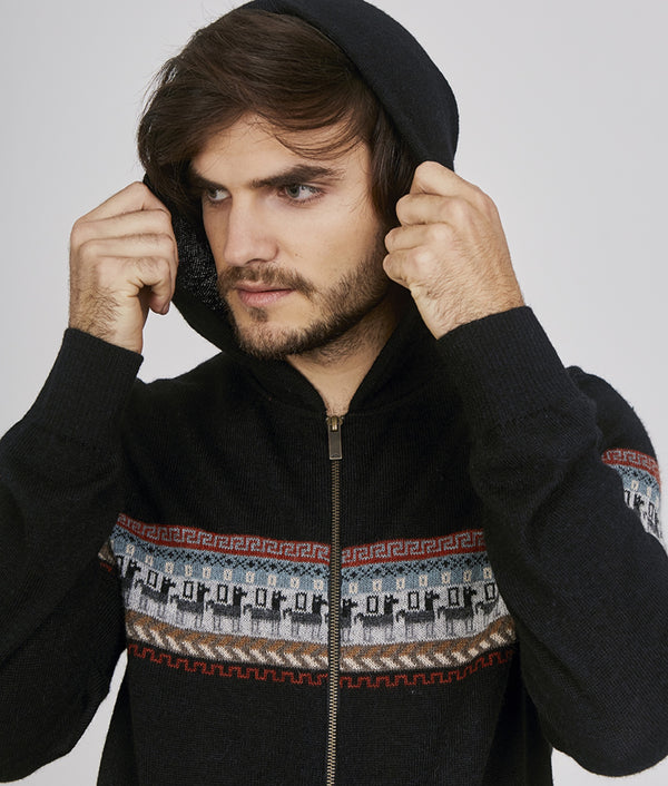 The Walk Hoodie Cardigan C002