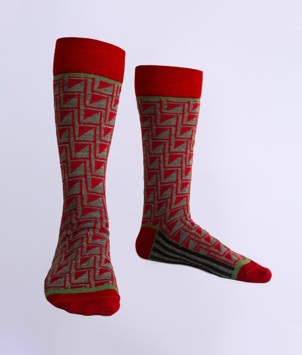 The origion socks B1802M-A C001 (men's)