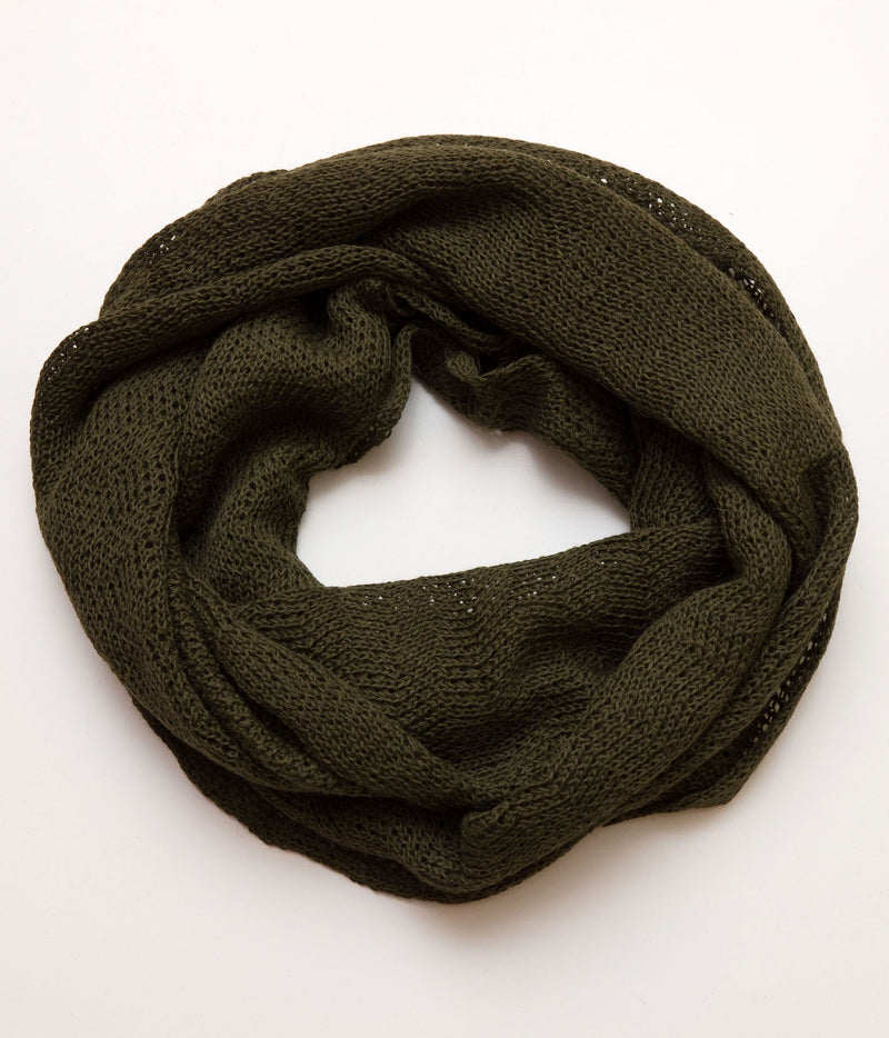 Infinity Scarf Hunter Green