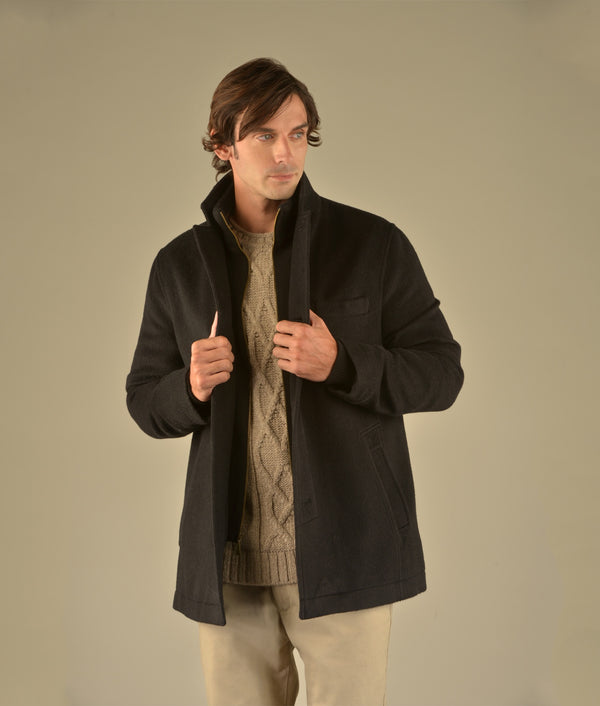 Men's two layered jacket 500