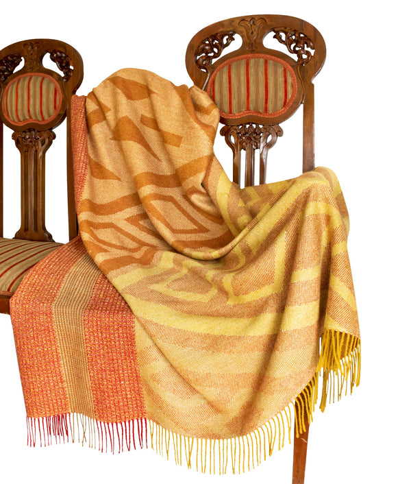 Colour monts throw 40105-02 C001