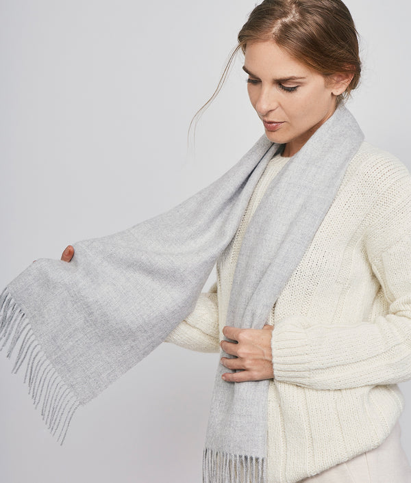 Brushed scarf 434