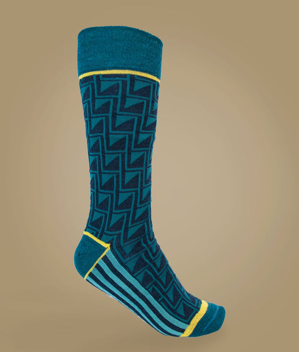 The origion socks B1802M-A C002 (men's)