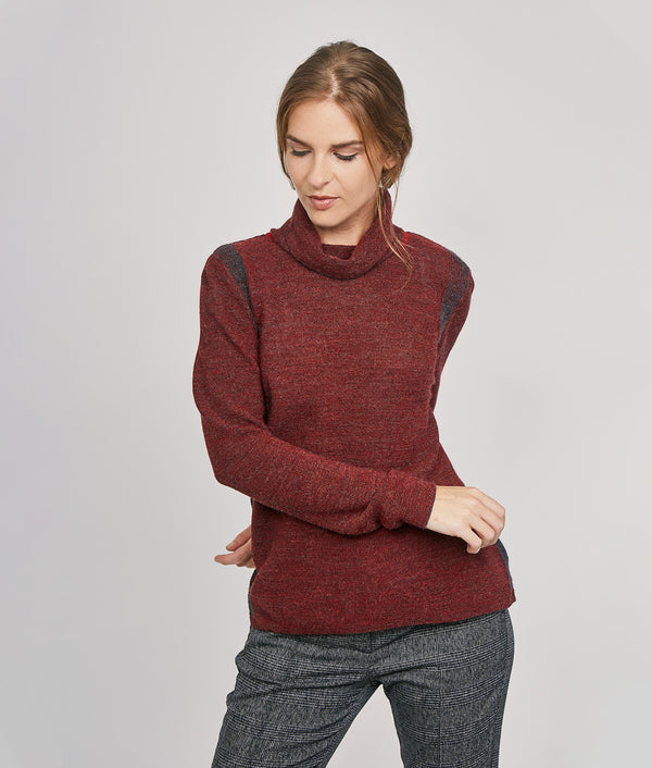 Links pullover C011