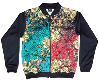 Golden Roses Jacket
