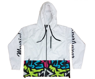 Mperial Graffiti Windbreaker