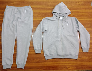 Mperial Jogger and Hoodie set (grey)