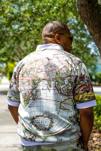 World Traveler Short Sleeve Jacket