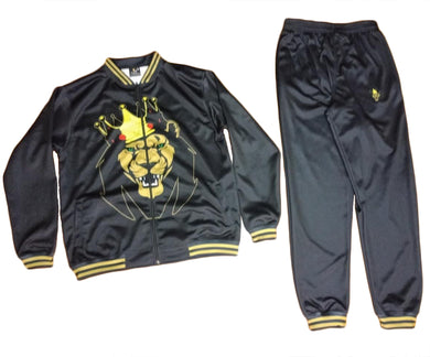 Mperial Black Tracksuit