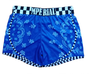 Mperial Bandana Ladies Shorts (ryl)