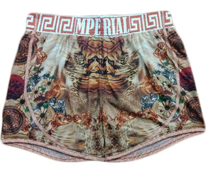 Mperial Medallions Women's Shorts