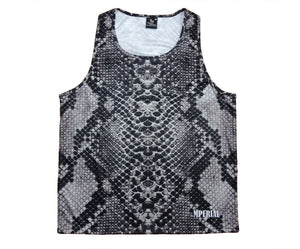 Snakeskin (grey) Tank Top