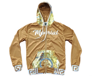 High Class Collection 4 Zip Up Hoodie