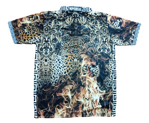 Leopard on Fire Polo