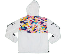 Load image into Gallery viewer, Color Camo Windbreaker