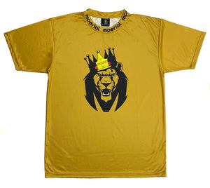 Mperial Lion Shirt (gold)