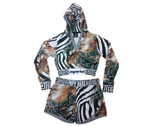 Load image into Gallery viewer, Women's Wildlife 2 Crop Top and Short Set