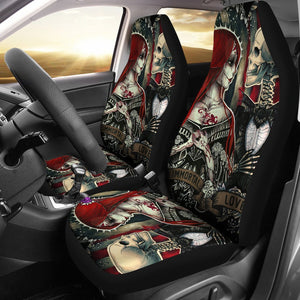 Love Forever Car Seat Covers