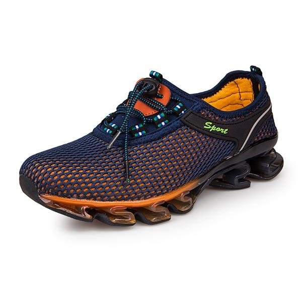 Bjakin Trainer Running Shoes Men Outdoor Sport Shoes Cushioning Women  Sneakers Professional Athletic Shoes Big size 8a610dfb06d9