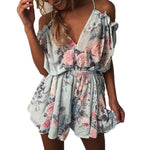 Fashion Bodysuit Rompers Women Summer Jumpsuit Hot Playsuit Clothes Macacao Feminino Overalls Casual Female Tops Body Feminino-cigauy