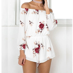 Summer Sexy Tops Bodysuit Fashion Romper Jumpsuit Playsuit Body Feminino Macacao Mono Mujer Club Clothes Pants Overall For Women-cigauy