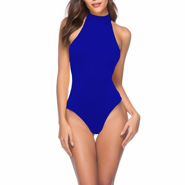 10colors Summer Backless jumpsuit romper bodysuit women sexy bodysuit female overalls Sleeveless playsuit Catsuit Leotard YF945-cigauy