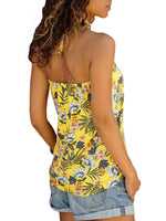Halter Backless Standard Tank Top