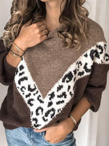 Regular Thick Standard Long Sleeve Sweater
