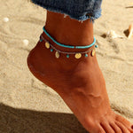 E-Plating Female European Anklets Anklets