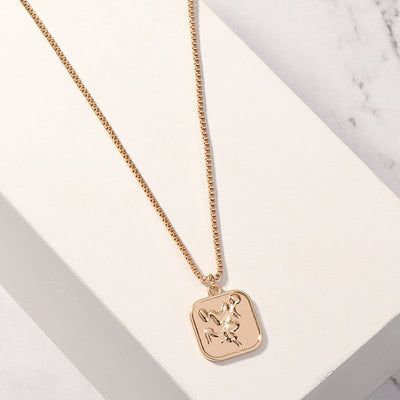 Pendant Necklace European E-Plating Unisex Necklaces
