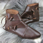 Round Toe Plain Hasp Casual Thread Boots