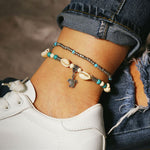 Unisex Animal E-Plating Anklets Anklets