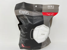 Load image into Gallery viewer, KD FFP2 and KN95 Particulate Respirators - Equivalent as US NIOSH N95 Performance
