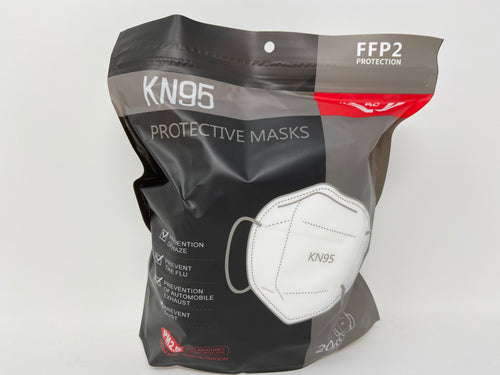 KD FFP2 Particulate Respirators - Equivalent as US NIOSH N95 Performance