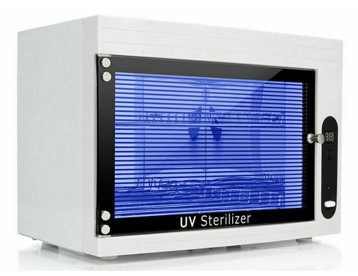 Professional UVC and Ozone CPAP Cleaner and Multi-Purpose Sterilizer - Perfect for Home and Businesses