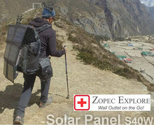 Load image into Gallery viewer, Zopec EXPLORE Solar Panel Charger