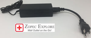 Zopec EXPLORE Universal Power Supply (AC-Adapter)
